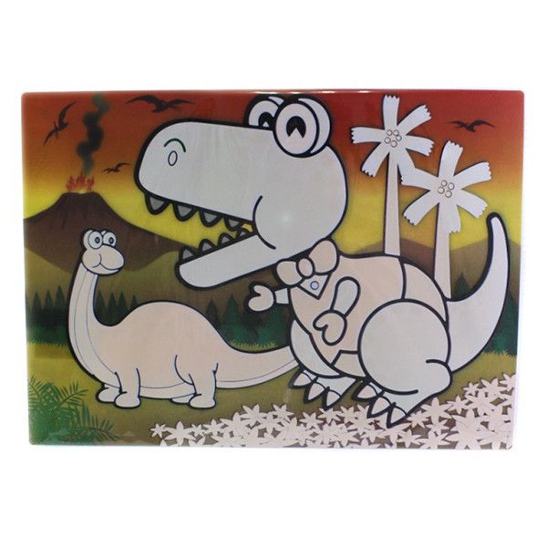 Коврик для рисования водой Fissman Динозавр 669 | fissman ...